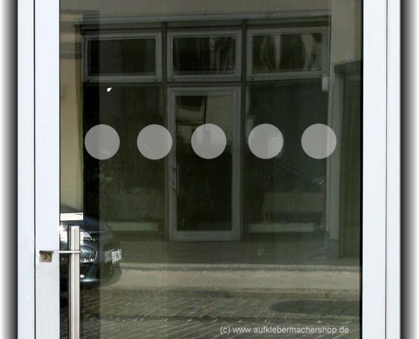 aufklebermachershop glast r aufkleber punkte und gro en. Black Bedroom Furniture Sets. Home Design Ideas